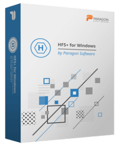 HFS+ for Windows by Paragon Software