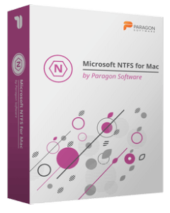 NTFS for Mac by Paragon Software