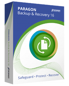Paragon Backup & Recovery 16 Home