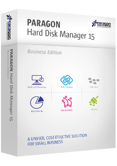 Paragon Hard Disk Manager 15 Business - IT Consultant licence