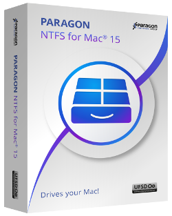Paragon NTFS for Mac OS X 15